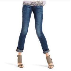 CAbi Style #222 Straight Leg Boyfriend Jeans